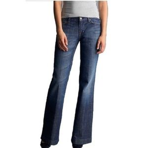 CITIZENS OF HUMANITY Kate Wide Leg Jeans #I06